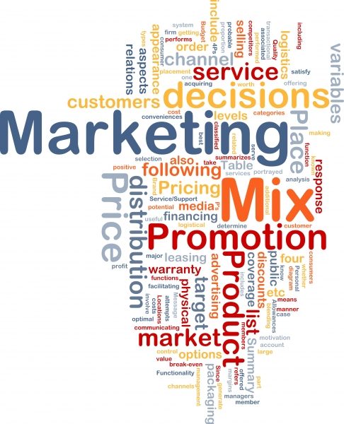 1076945-marketing-mix-background-concept